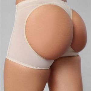 FASHIONNOVA Butt Lifter Boy Short
